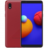 Samsung A01 Core Red
